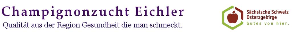 Champignonzucht Eichler|Bad Gottleuba Logo